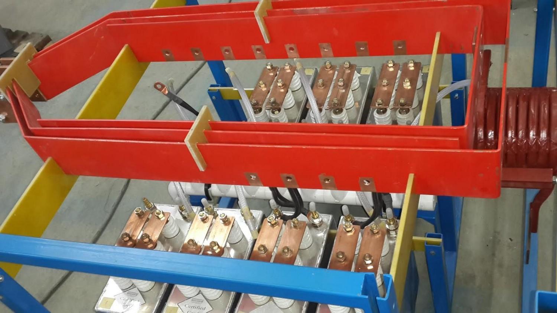 Резервни части за индукционни пещи