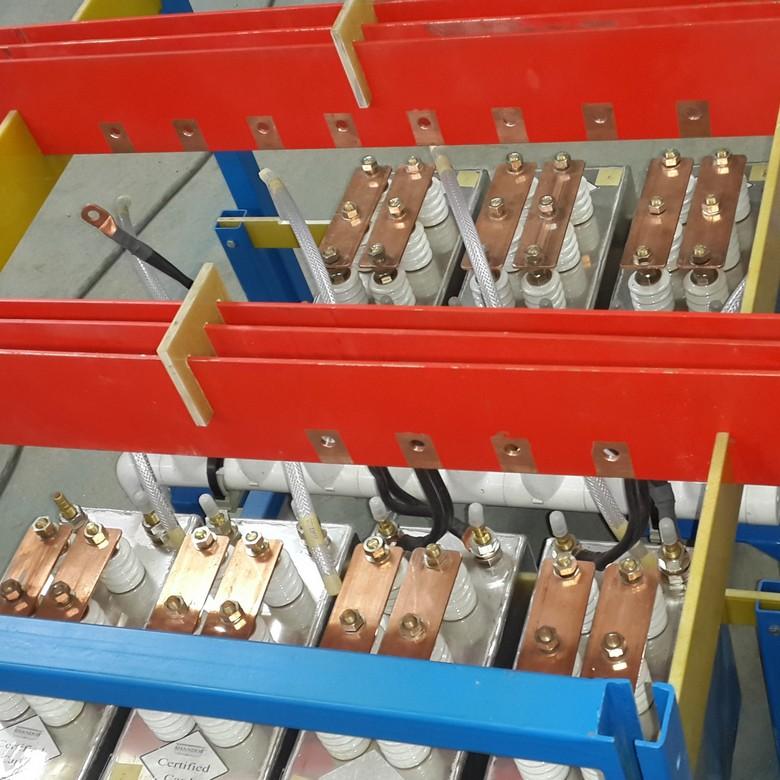 Ремонтиране на индукционни пещи